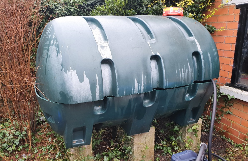 Oil Tank Removal & Disposal Northern Ireland