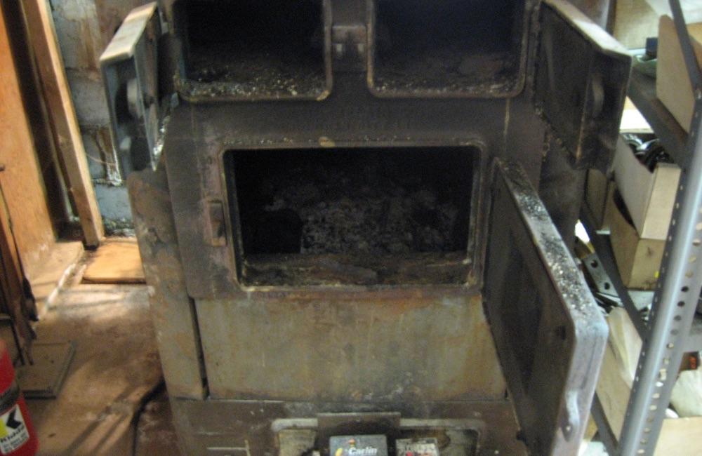 Old Boiler Removal Belfast, North Down, Bangor