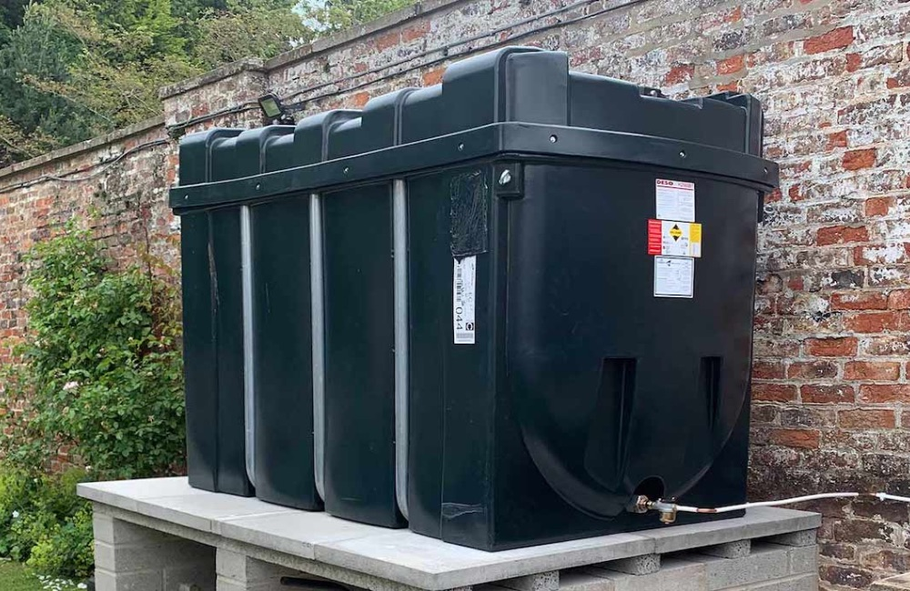 Oil Tank Clearance, North Down, Newtownards and Belfast