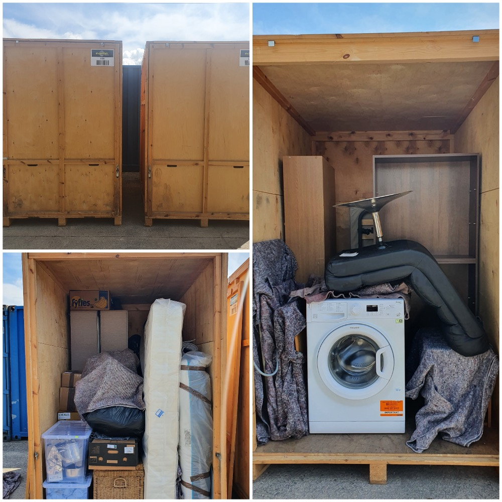 Furniture Removal & Storage Services