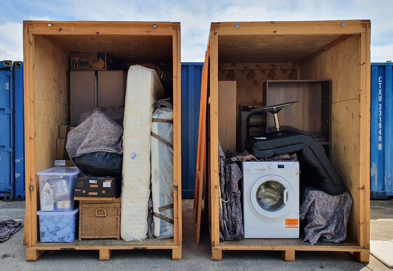 Furniture Removal North Down, Ards and Belfast