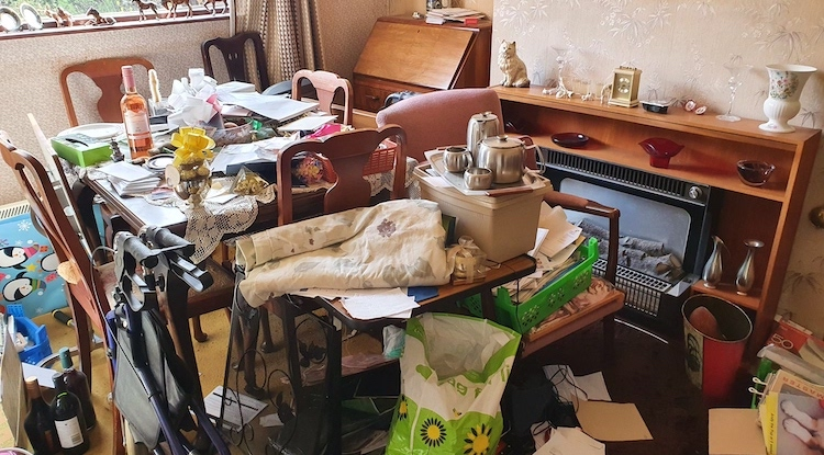 Probate House Clearance Northern Ireland